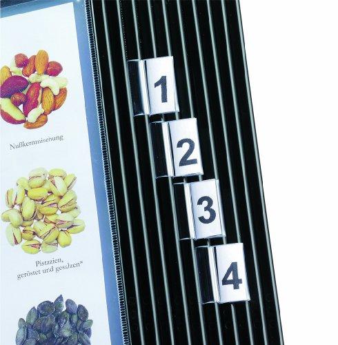 100 Dreiecktaschen transparent Klebeecken 75x75 mm selbstklebend Cornerfix