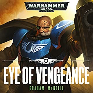 Eye of Vengeance Titelbild