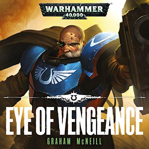 Eye of Vengeance audiobook cover art