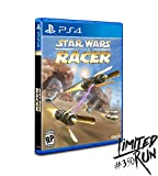 Star Wars Episode I: Racer for PlayStation 4 (PS4) - (Limited Run Games #350)