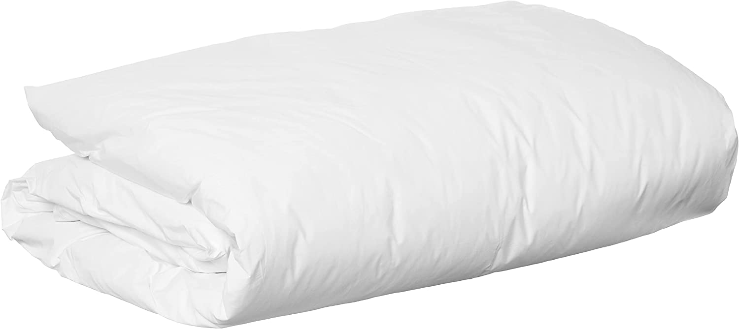 Allersoft 100-Percent Cotton Bed Bug, Dust Mite & Allergy Control Duvet Protector (66x86 Twin): Home & Kitchen