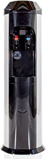 BLISS Bottleless Water Dispenser for Instant Hot or Cold Water at Home or Office with Water Filter Included, Stainless Steel and Black