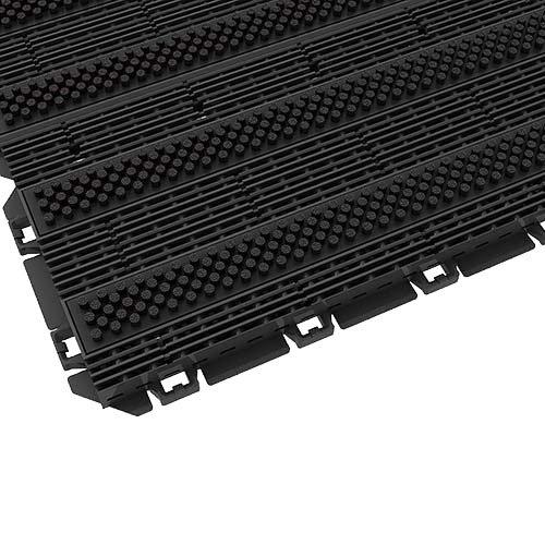 山崎産業 樹脂システムマット ブラシライン450 DGR