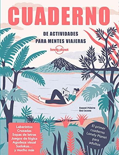 Cuaderno de actividades para mentes viajeras (Viaje y aventura)
