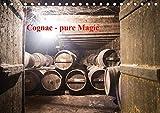Cognac - pure Magie (Tischkalender 2021 DIN A5 quer): Die Region Cognac und die Herstellung des Cognacs wird beschrieben (Monatskalender, 14 Seiten )