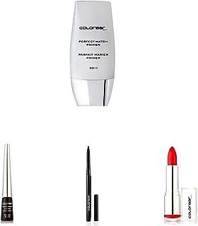 Colorbar Make-Up Ritual ( Primer+Lipstick+Liner+Kajal)