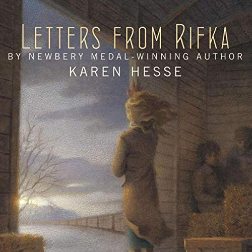 Letters from Rifka audiobook cover art