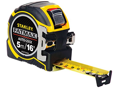 Stanley XTHT0-33559 Tools zsta-0–33–503 5 m FatMax Pro Autolock-Tape
