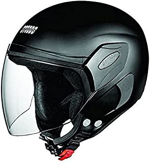 Studds Femm Super Helmet M.Black (540MM)