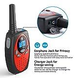 Zoom IMG-2 walkie talkie ricetrasmittenti pmr446 16