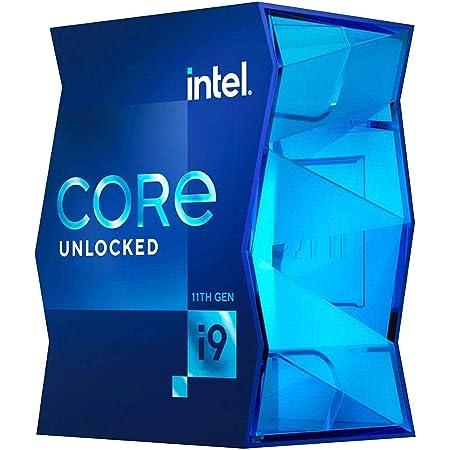 インテル CPU BX8070811900K/A Corei9-11900K 8コア 3.50 GHz LGA1200 5xxChipset 125W