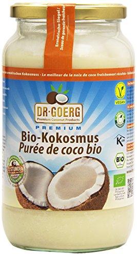 Dr. Goerg Bio-kokosmus purée de coco bio 1kg