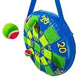 Franklin Sports Kids Dart Board - Inflatable Dart Ball...