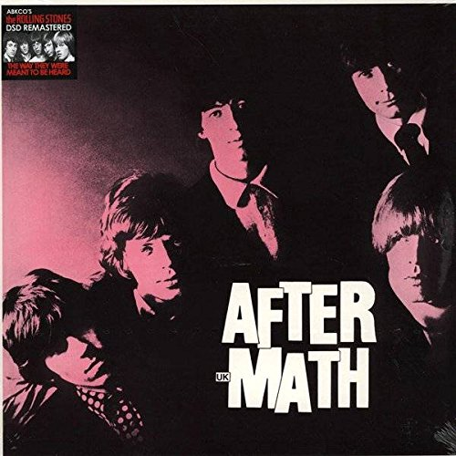 Rolling Stones, The - Aftermath UK - ABKCO Records - 882 323-1