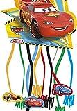 Set de 2 Piñatas Infantiles Decorativas'Cars 21,5x27,5 cm'. Juguetes y Regalos Baratos para Fiestas de Cumpleaños, Bodas, Bautizos y Comuniones. AB