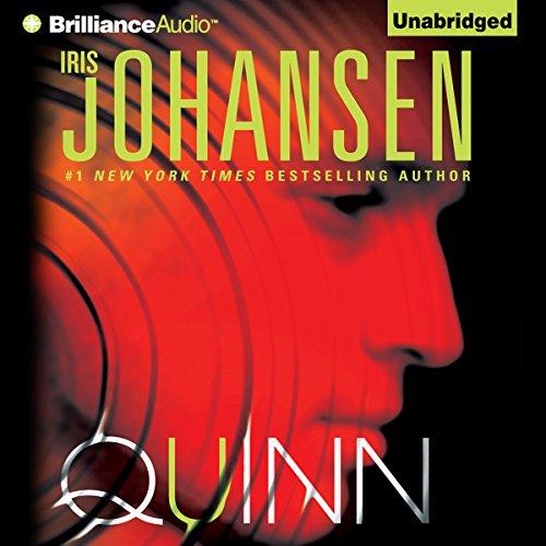 Quinn audiobook cover art