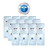 KY Jelly Personal Lubricant 2 oz (Pack of 12)
