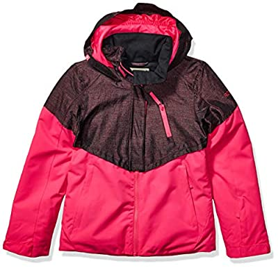 Roxy Snow Frozen Flow Girl Jacket, Beetroot Pink, 8,S
