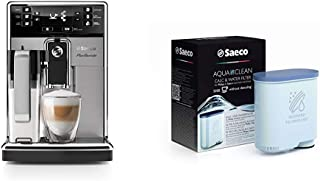 Saeco PicoBaristo Super Automatic Espresso Machine with extra AquaClean Filer