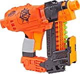Nailbiter Nerf Zombie Strike Toy Blaster – 8 Official Nerf Zombie Strike Elite Darts, 8-Dart Indexing Clip –...