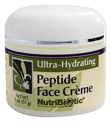 Nutribiotic Anti-Aging Peptide Face Creme, 2 Ounce by Nutrabolics