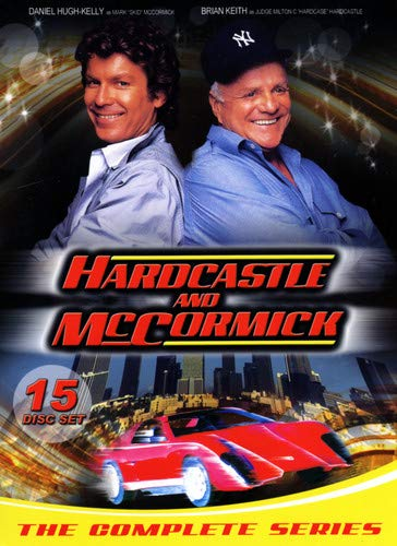 Hardcastle and McCormick: The Complete Series