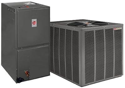 2 Ton 16 Seer Rheem / Ruud Heat Pump System - RPRL025JEC - RHPLHM2421JC