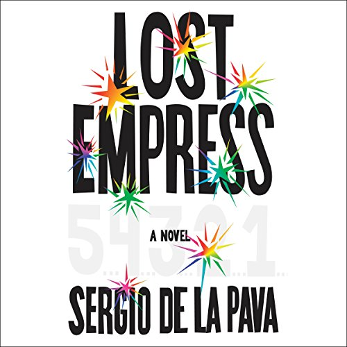 Lost Empress audiobook cover art