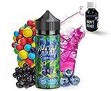 Bad Candy Aroma Blue Bubble - Shake-and-Vape - Zum Mischen mit Basisliquid für E-Liquid - 20 ml -...