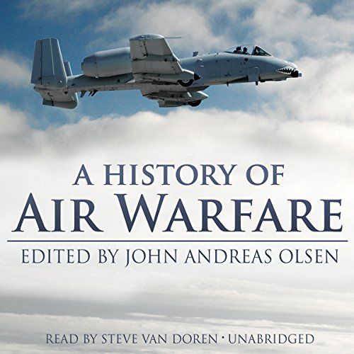 A History of Air Warfare copertina