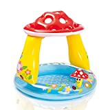 Intex Mushroom Baby Pool for Ages 1-3, 40 x 35 by Intex