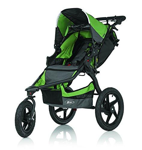 Britax Römer Kinderwagen  6 Monate - 3 Jahre I bis 17 kg I BOB REVOLUTION PRO Jogger I Grün