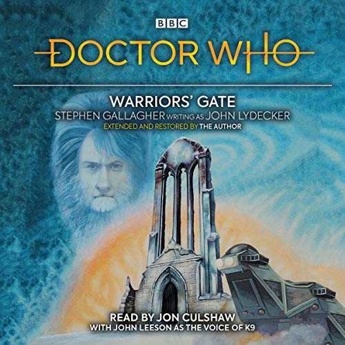 Doctor Who: Warriors' Gate cover art