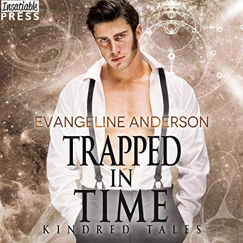 Trapped in Time audiobook cover art