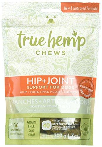 True Leaf Pet 40 Count Hemp Chews Hip + Joint Support