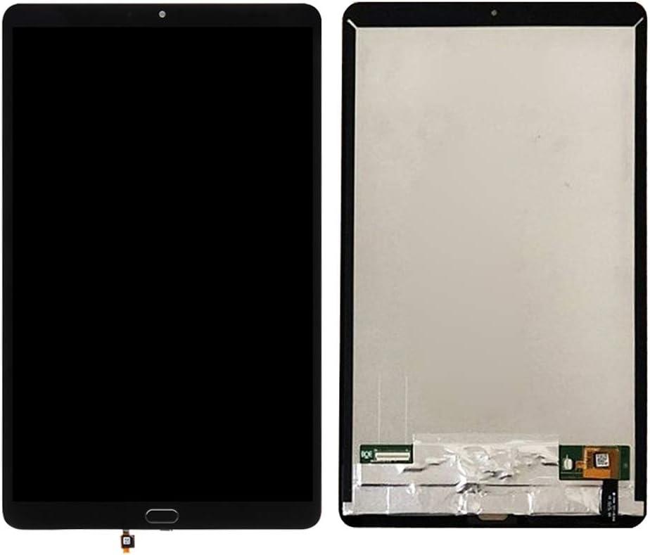 JayTong visualización LCD y digitalizador de visualización táctil de Repuesto Asamblea para Xiaomi Mi Pad 4 Plus Mipad 4 Plus Negro