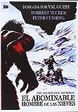 El Abominable Hombre De Las Nieves [DVD]