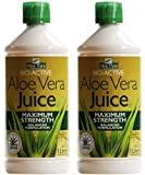 (2 Pack) - Aloe Pura - Aloe Vera Juice | 1000ml | 2