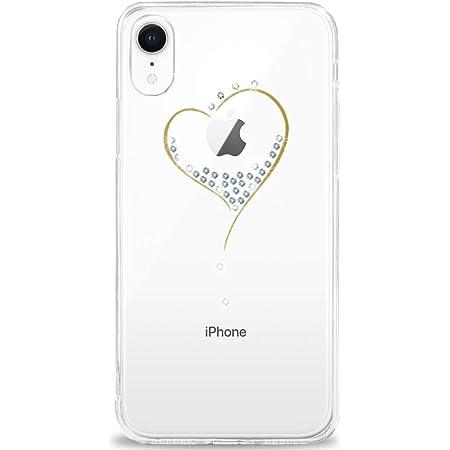 Oveo® Cover iPhone XR, Trasparenti Silicone Custodie per Ragazza ...