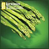 Asparagus Calendar 2022: 18 Month Calendar Asparagus, Square Calendar 2022, Cute Gift Idea For Asparagus Lovers Women & Men, Size 8.5 x 8.5 Inch Monthly