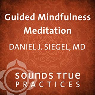 Guided Mindfulness Meditation audiobook cover art