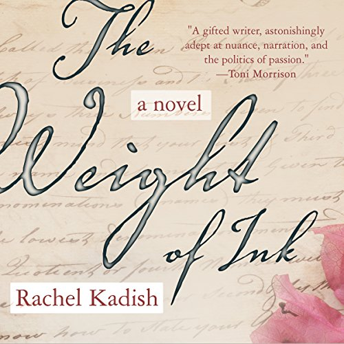 The Weight of Ink  By  cover art