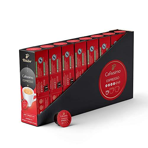 Tchibo Cafissimo Espresso elegant Kapseln (80 Stück)