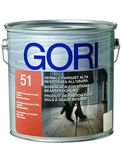 GORI 51 - Parkett- und Treppenfarbe matt