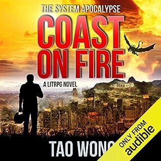 Coast on Fire: An Apocalyptic LitRPG cover art