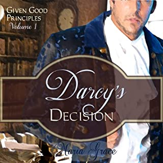 Darcy's Decision audiobook cover art
