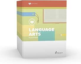 Lifepac Language Arts 5th Grade Set of 10 LIFEPACs Only