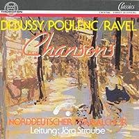 Debussy/Poulenc/Ravel;Chora