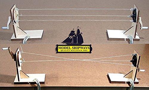 Model Shipways Hobby Model Ship Tool Ropewalk Scale
