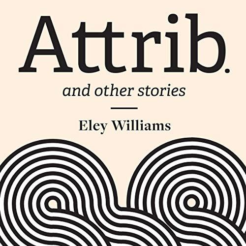 Attrib. audiobook cover art